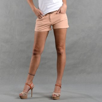 Bench YWB0003PE2 Walking Shorts (Peach/Beige) Price Philippines