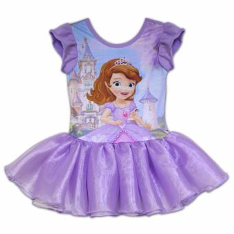 Harga Sofia The First Tutu Dress (Lavender)