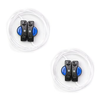 Harga Platube LED Flashing Shoe Lace (Blue) Set Of 2