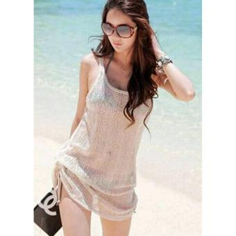 Beach Cover Up (Cream) Price Philippines