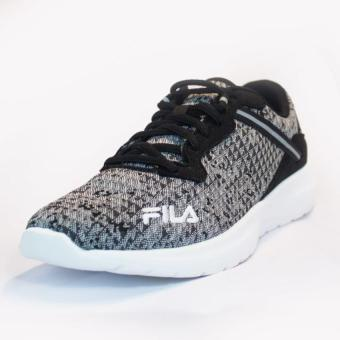 Harga Fila Ladies Memory Kameo Running Shoes (Castlerock/Black/White)