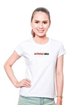 T-shirt ni Juan Artista Tee (White) Price Philippines