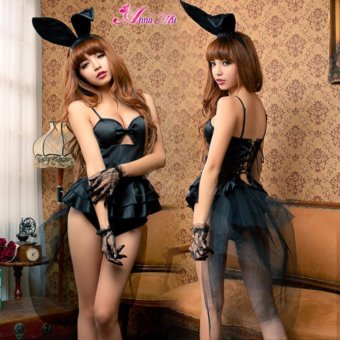 Anna Mu Cosplay Costume Theme Party Black Bunny Price Philippines