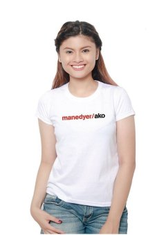 T-shirt ni Juan Manedyer Tee (White) Price Philippines