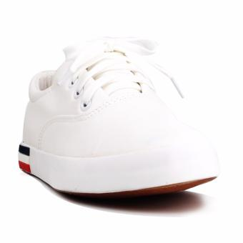 Harga New York Sneakers Morna Low Cut Shoes(WHITE)