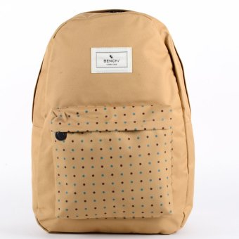 Bench BGK0624 Backpack (Khaki) Price Philippines