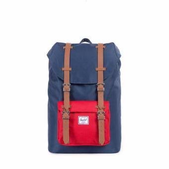 Herschel Little America Backpack 23.5L NAVY RED Price Philippines