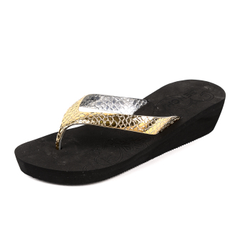 Bench Ladies Slippers (Bronze) Price Philippines