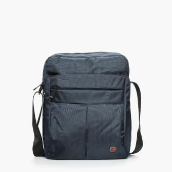 Harga Salvatore Mann Ying Sling Bag (Navy)