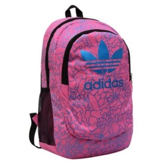 Dingmao 2017 new big name with the same type of printing letter large capacity backpack College Outdoor Backpack - intl Price Philippines