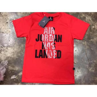 Harga Hoops Air Jordan Has Landed t-shirt
