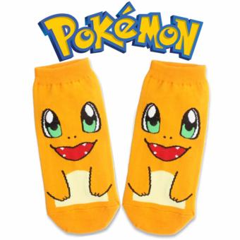 Pokemon Charmander Socks (Orange) Price Philippines