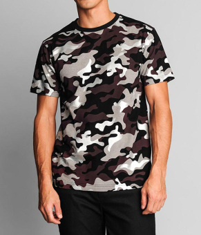 BENCH Camo Print Tee Price Philippines