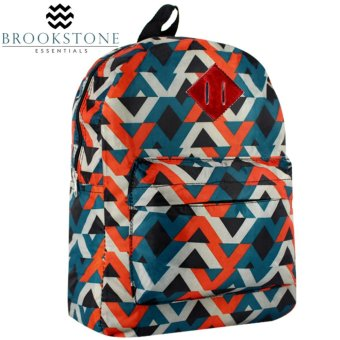 Brookstone Aztec Panther Backpack (Red) Price Philippines