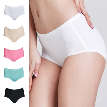 Harga Stitch 5 pack of Seamless Panties, Assorted colours - intl