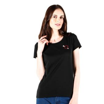 PENSHOPPE His And Hers Graphic Tee (Black) Price Philippines