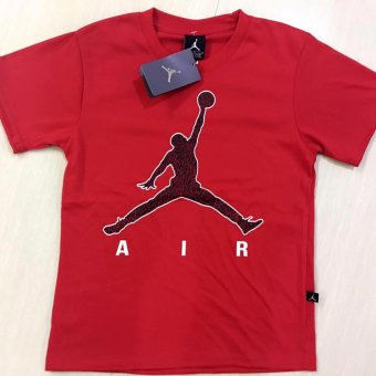 Harga Air Jordan Logo teens t-shirt large