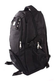 Nick Co 1187 Backpack (Black) Price Philippines