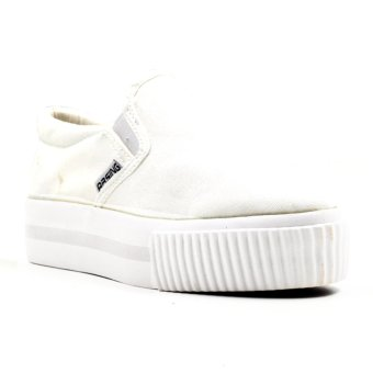 Harga New York Sneakers Arsing Shoes (White)