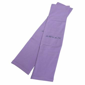 Aqua Cooling Arm Sleeve - UV Protection ( Lavender ) Price Philippines