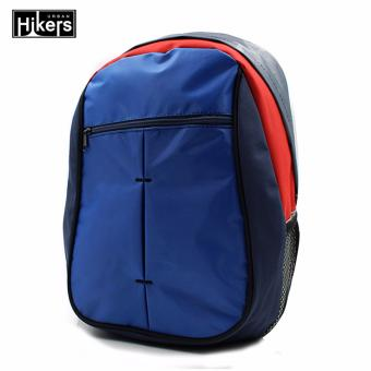 Harga Urban Hikers Seve Casual Daypack Backpack (Blue)