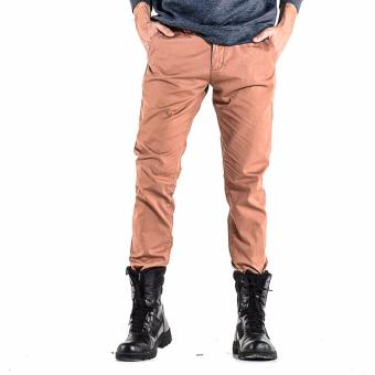 Harga OXYGEN Colored Trousers (Salmon)