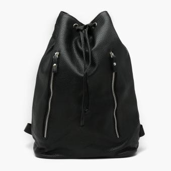 Harga Salvatore Mann Paco Backpack (Black)