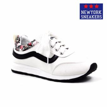 New York Sneakers Sara Rubber Shoes(WHITE) Price Philippines