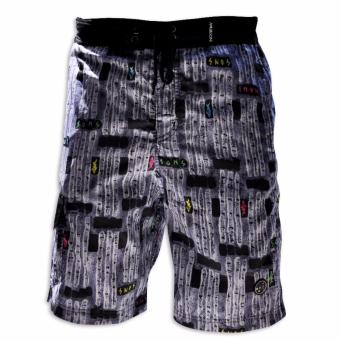 Harga Maui and Sons Boardshort ( Black )