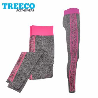 Treeco Fashionable Active Sports Leggings 908 (Pink) Price Philippines