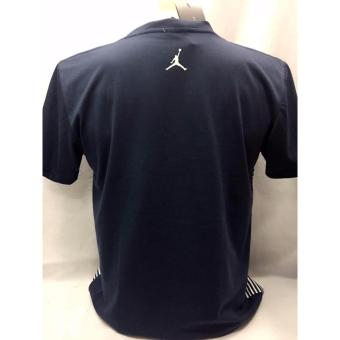 Harga Jordan Logo with pin stripes t-shirt adult medium