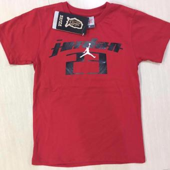 Harga jordan 23 t-shirt teens medium