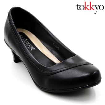 Tokyo Shoes Women's Ezra 3638-1 Sable Shoes (Black) Price Philippines