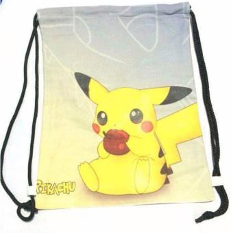 Pokemon String Bag (Yellow) Price Philippines