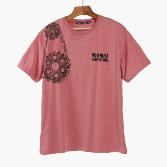 Men's Club Mens Graphic Tee (Red) Price Philippines