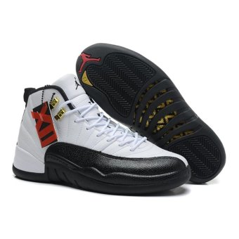 Harga AIR JORDAN 12 generation gold buttons - intl