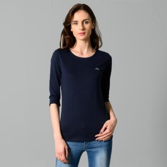 Lee Womens Tee (Navy Blue) Price Philippines