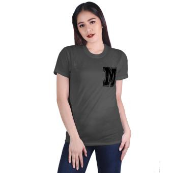 Cotton Republic Your Initial - Letter M (Grey) Price Philippines
