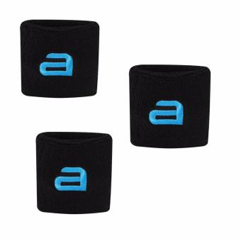 Andro Sweatband New Alpha Set of 3 (Blue) Price Philippines