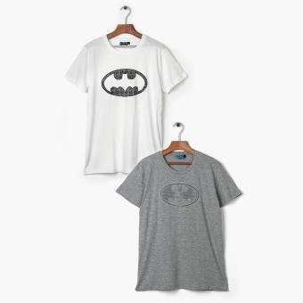 Harga Batman 2-piece Teens Graphic Tee Set (L)
