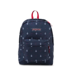 Harga Jansport US Superbreak Backpack Hi Rsk Red Land Ahoy (Multicolor)