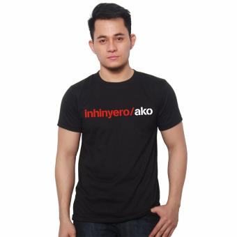 T-shirt ni Juan Inhinyero for Men (Black) Price Philippines