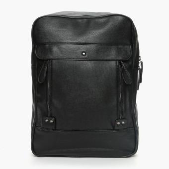 Harga Salvatore Mann Kier Backpack (Black)