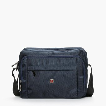 Harga Salvatore Mann Yong Sling Bag (Navy)