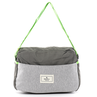 Bench Postman Bag (Gray) Price Philippines