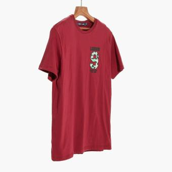 Harga Men's Club Mens Graphic Tee (Maroon)