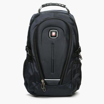 Harga Salvatore Mann Karashi Backpack (Navy Blue)