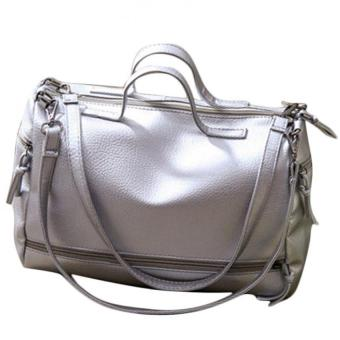 Restore Ladies Shoulder Bag Satchel Handbag - SILVER Price Philippines
