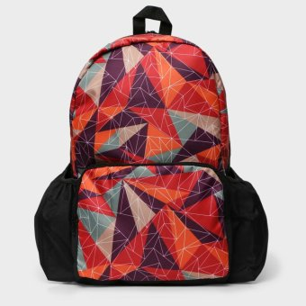 Harga Summit Lifestyle Sage Abstract Backpack