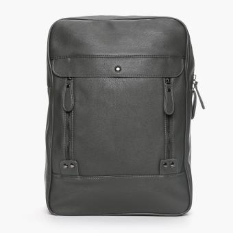 Harga Salvatore Mann Kier Backpack (Dark Gray)